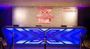 Andesigneon UK X-Factor final